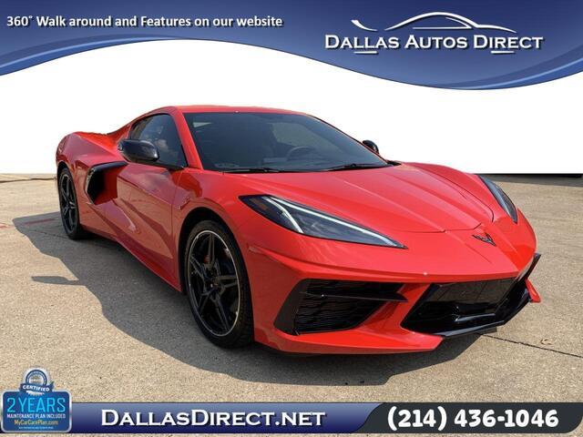 2021 Chevrolet Corvette 3LT Carrollton  TX