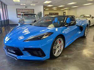 2021_Chevrolet_Corvette_Stingray Convertible 3LT Z51_ Scottsdale AZ