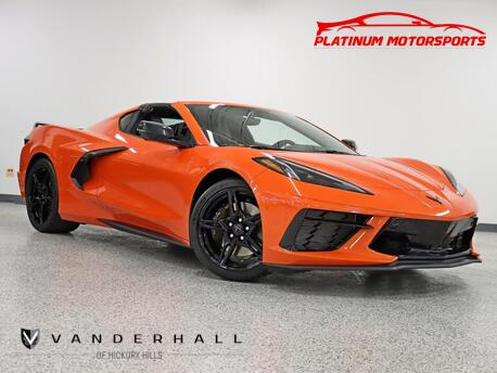 2021_Chevrolet_Corvette Z51_No Waiting Magnetic Ride Front Lift GT2 Seats Loaded_ Hickory Hills IL
