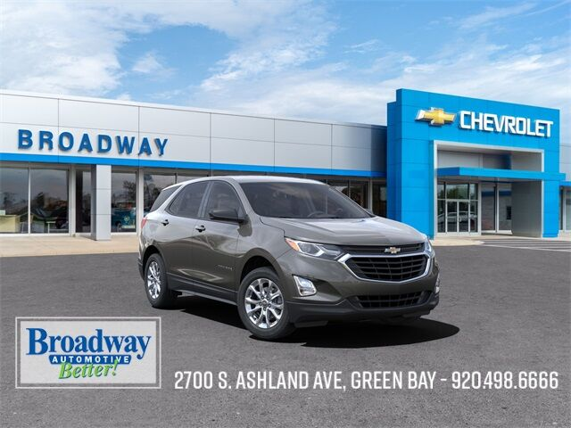 2021 Chevrolet Equinox LS Green Bay WI