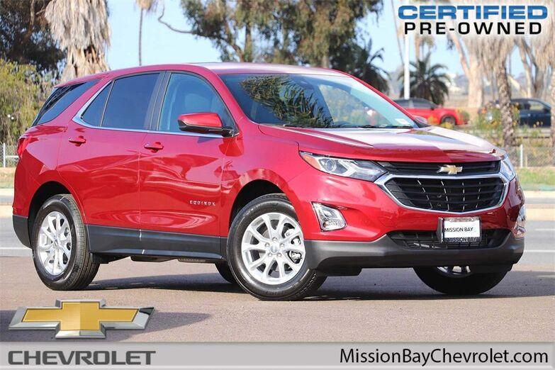 2021 Chevrolet Equinox LT San Diego CA