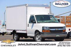 2021_Chevrolet_Express Commercial Cutaway_G3500_ Roseville CA