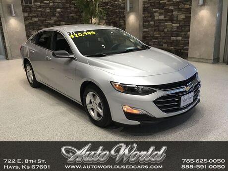 2021 Chevrolet MALIBU LS  Hays KS
