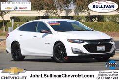 2021_Chevrolet_Malibu_LT_ Roseville CA