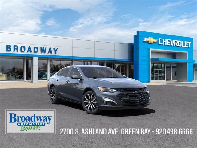 2021 Chevrolet Malibu RS Green Bay WI
