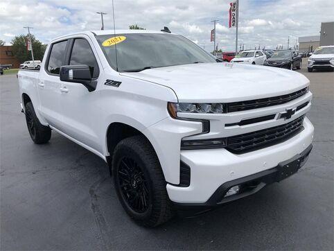 2021_Chevrolet_Silverado 1500_4WD RST_ Evansville IN