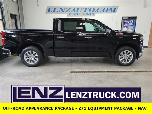 2021_Chevrolet_Silverado 1500_4x4 LTZ_ Fond du Lac WI