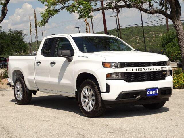 2021 Chevrolet Silverado 1500 Custom  TX