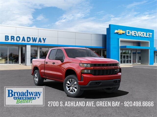 2021 Chevrolet Silverado 1500 Custom Green Bay WI