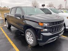 2021_Chevrolet_Silverado 1500_Custom_ Milwaukee and Slinger WI
