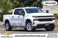 2021_Chevrolet_Silverado 1500_Custom_ Roseville CA