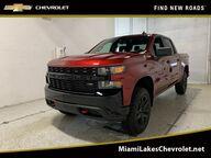 2021 Chevrolet Silverado 1500 Custom Trail Boss Miami Lakes FL