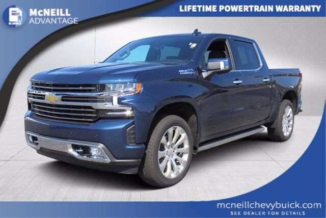 2021 Chevrolet Silverado 1500 High Country High Point NC