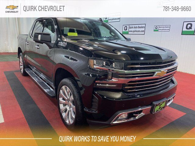 2021 Chevrolet Silverado 1500 High Country Braintree MA