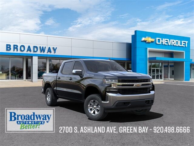 2021 Chevrolet Silverado 1500 LT Green Bay WI