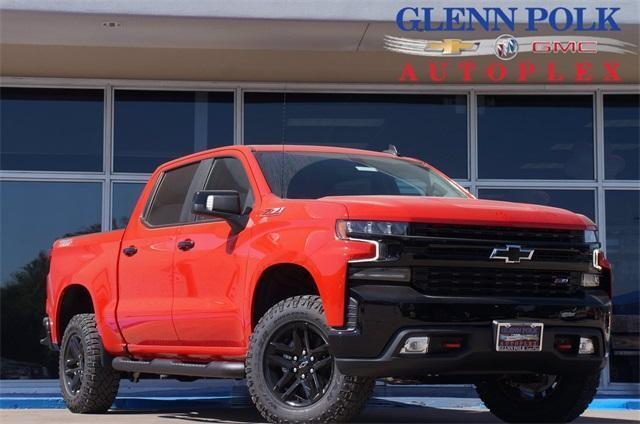 2021 Chevrolet Silverado 1500 LT Trail Boss Gainesville TX
