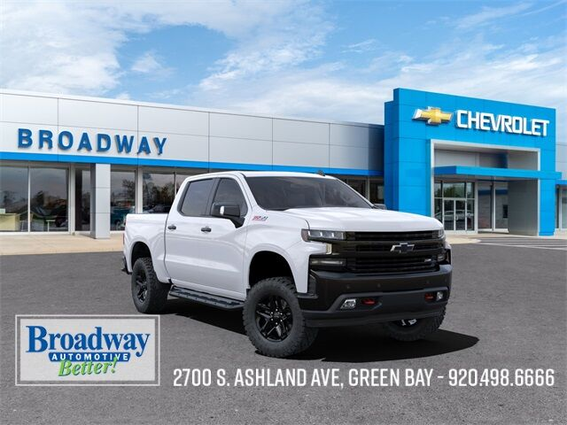 2021 Chevrolet Silverado 1500 LT Trail Boss Green Bay WI