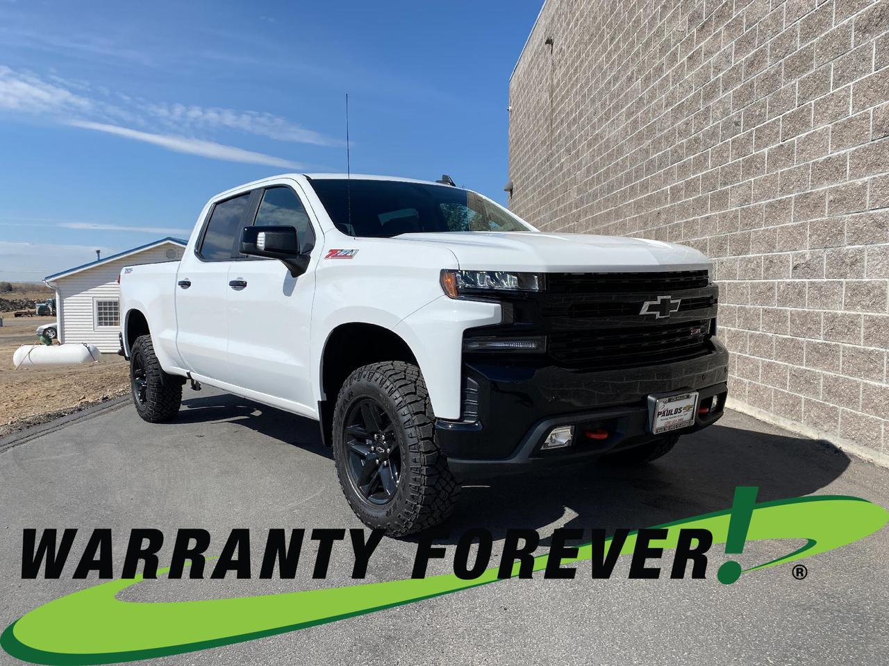 2021 Chevrolet Silverado 1500 LT Trail Boss Jerome ID