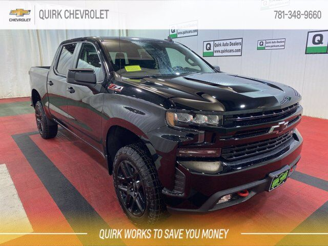 2021 Chevrolet Silverado 1500 LT Trail Boss Braintree MA