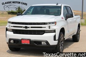 2021_Chevrolet_Silverado 1500_RST_ Lubbock TX