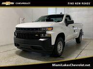 2021 Chevrolet Silverado 1500 WT Miami Lakes FL