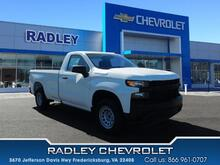 2021_Chevrolet_Silverado 1500_Work Truck_ Northern VA DC