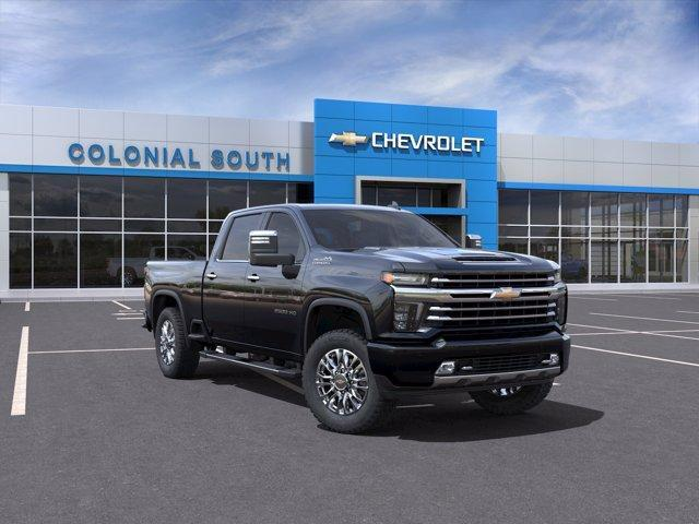 2021 Chevrolet Silverado 2500HD 4WD Crew Cab 159 High Country North Dartmouth MA