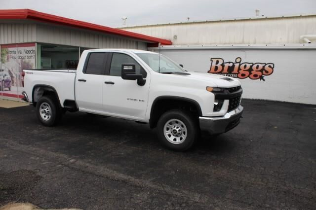 2021 Chevrolet Silverado 2500HD 4WD Double Cab 149 Work Truck Fort Scott KS
