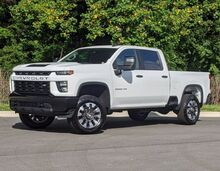 2021_Chevrolet_Silverado 2500HD_Custom_ Raleigh NC
