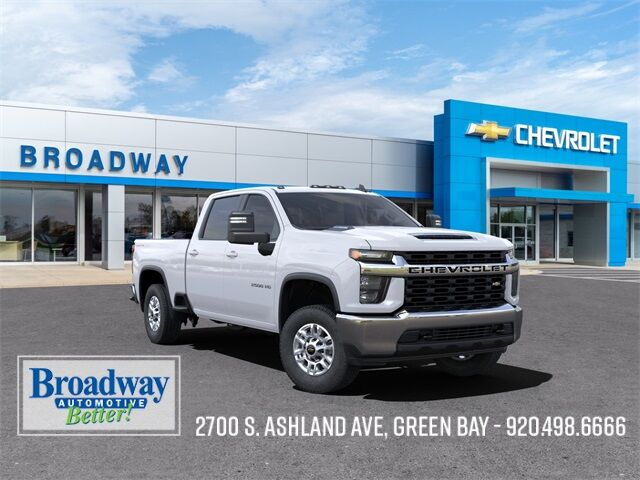 2021 Chevrolet Silverado 2500HD LT Green Bay WI