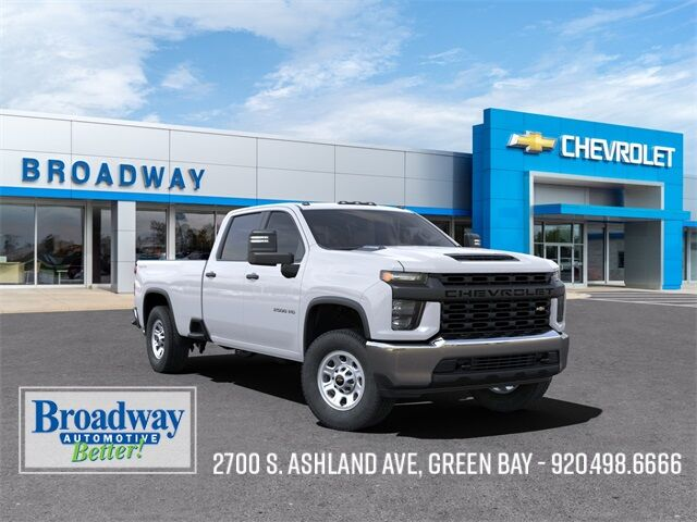 2021 Chevrolet Silverado 2500HD Work Truck Green Bay WI
