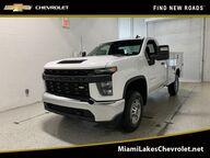2021 Chevrolet Silverado 2500HD Work Truck Miami Lakes FL