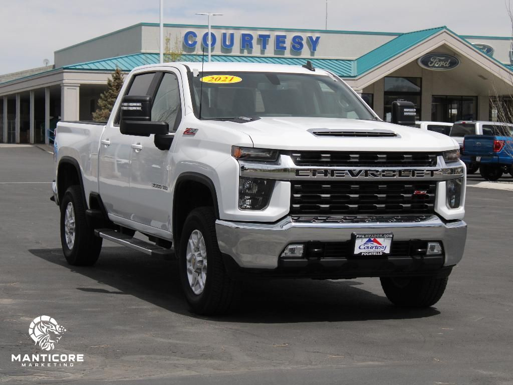 2021 Chevrolet Silverado LT Pocatello ID
