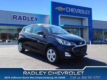 2021_Chevrolet_Spark_LS CVT_ Northern VA DC