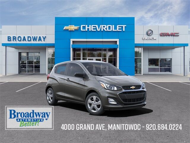 2021 Chevrolet Spark LS Manitowoc WI