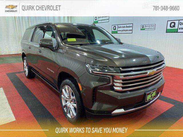 2021 Chevrolet Suburban High Country Braintree MA