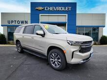 2021_Chevrolet_Suburban_LT_ Milwaukee and Slinger WI