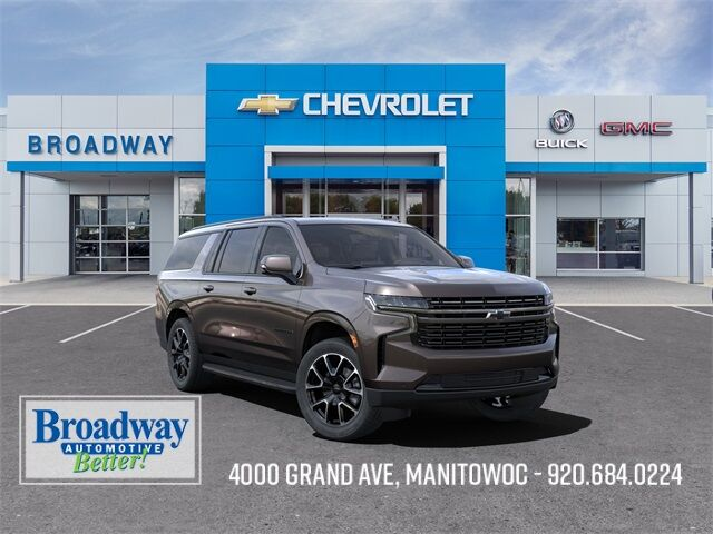 2021 Chevrolet Suburban RST Manitowoc WI