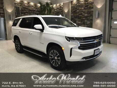 2021 Chevrolet TAHOE LT 4WD  Hays KS
