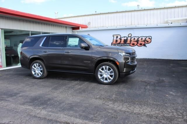 2021 Chevrolet Tahoe 4WD 4dr High Country Fort Scott KS