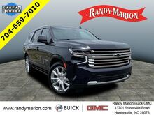 2021_Chevrolet_Tahoe_High Country_  NC