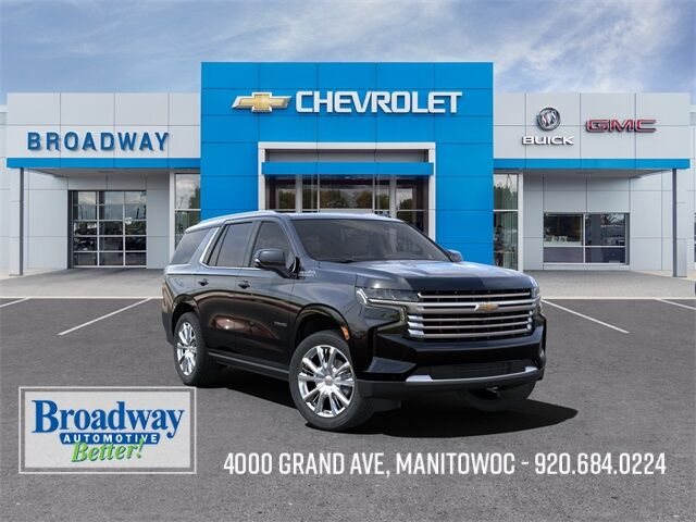 2021 Chevrolet Tahoe High Country Manitowoc WI