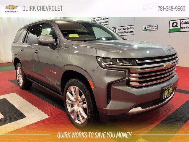 2021 Chevrolet Tahoe High Country Braintree MA