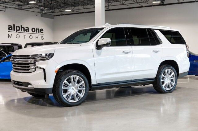 2021 Chevrolet Tahoe High Country Round Rock TX
