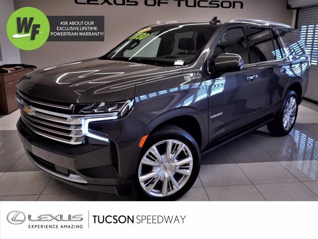 2021 Chevrolet Tahoe High Country Tucson AZ