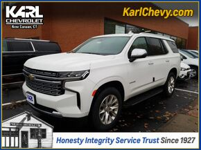 2021_Chevrolet_Tahoe_Premier_ New Canaan CT