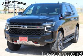 2021_Chevrolet_Tahoe_Z71_ Lubbock TX