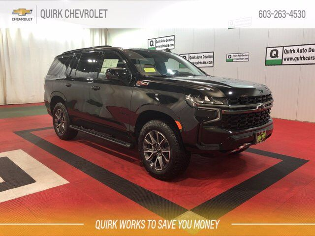 2021 Chevrolet Tahoe Z71 Manchester NH