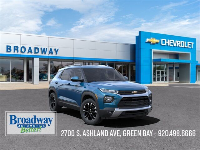 2021 Chevrolet TrailBlazer LT Green Bay WI