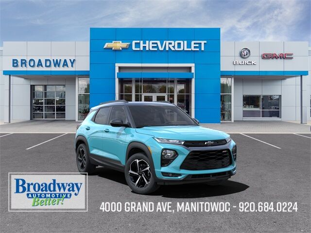 2021 Chevrolet TrailBlazer RS Manitowoc WI